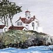 Battery Point Lighthouse  Art Print
