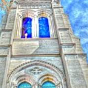 Beautiful Church Art Print