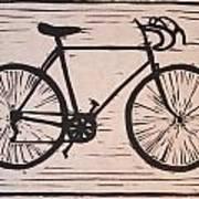 Bike 8 Art Print
