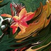 Bird Of Paradise 3 Art Print