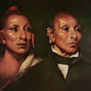Black Hawk (1767-1838) Art Print