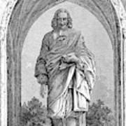 Blaise Pascal  French Philosopher Art Print
