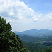 Blue Ridge Mountains - Virginia 5 Art Print