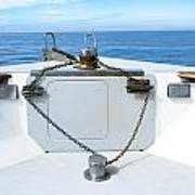 Boat Bow Art Print