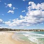 Bondi Beach In Sydney Australia Art Print
