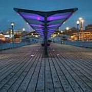 Bournemouth Pier Art Print
