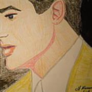 Brendan Fraser Art Print