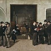 Bru AlbiÑaÑa, José 19th Century Print by Everett