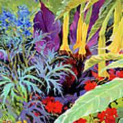 Brugmansia-1 Art Print