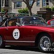 California Mille Art Print