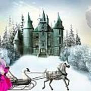 Castles Fantasy Art Print