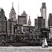 Center City Philadelphia Art Print