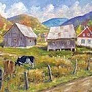 Charlevoix North Art Print
