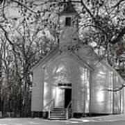 Church In The Cove Art Print