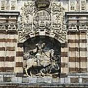 Cid, Rodrigo D�az De Vivar, Called The Art Print