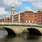 City Of Dublin Art Print