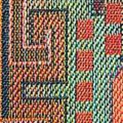 Cloth Pattern Art Print
