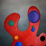 Color Pallette Art Print