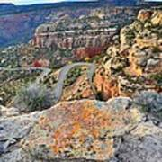 Colorado National Monument Art Print