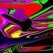 Colorful 3d Art Print