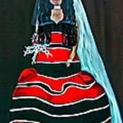 Cordillera Bride Art Print