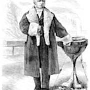 Cornelius Vanderbilt (1794-1877) Art Print