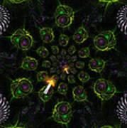 Cosmic Embryos Art Print