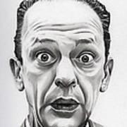 Deputy Barney Fife Art Print