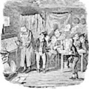 Dickens Oliver Twist Art Print