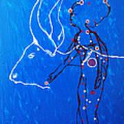 Dinka Livelihood - South Sudan Art Print