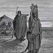 Dore, Paul Gustave 1832-1883. La Sainte Art Print