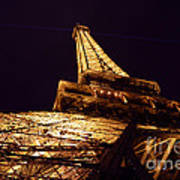 Eiffel Tower Paris France Art Print by Patricia Awapara