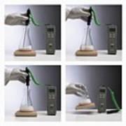 Endothermic Reaction Art Print