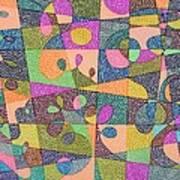 In The Loop Art Print