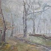 Epping Mist Art Print