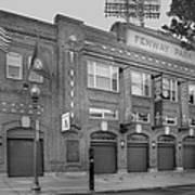 Fenway Park - Best Of Boston Art Print