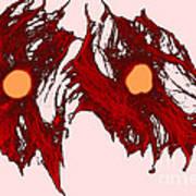 Fibroblasts, Lm Art Print