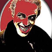 Film Homage Conrad Veidt The Man Who Laughs 1928-2013 Art Print