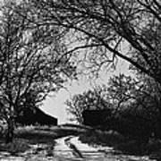 Film Noir Burt Lancaster Robert Siodmak The Killers 1946 Farm House Near Aberdeen Sd 1965 Art Print