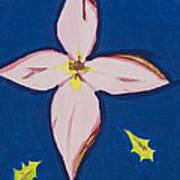 Flower Art Print by Melissa Dawn