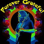 Forever Grateful Art Print