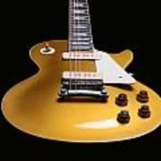 Gibson Les Paul Art Print
