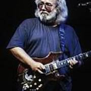 Grateful Dead - Jerry Garcia Art Print