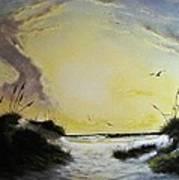 Gulf Shores Art Print