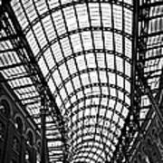 Hay's Galleria Roof Art Print by Elena Elisseeva