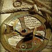 .historical Navigation Art Print