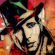 Humphrey Bogart Collection Art Print