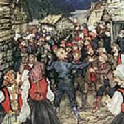Ibsen: Peer Gynt Art Print