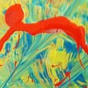 In Doubt Art Print