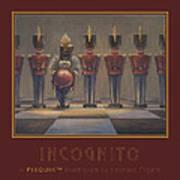 Incognito Art Print by Leonard Filgate